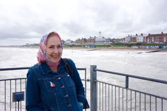 On Southwold Pier