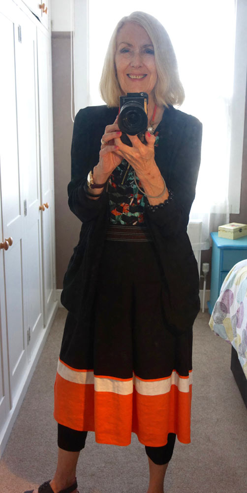 black-orange-dress-with-jacket-web