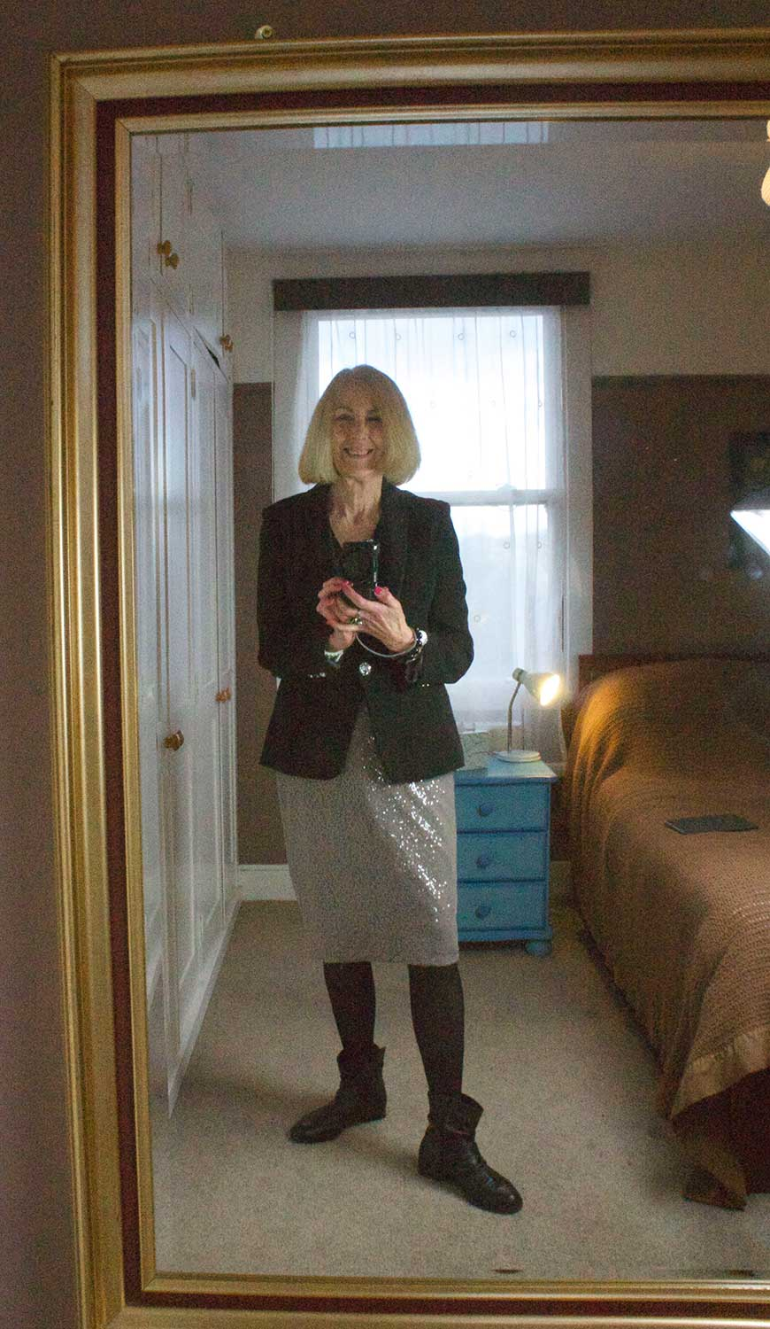 Film night outfit – February 2015
