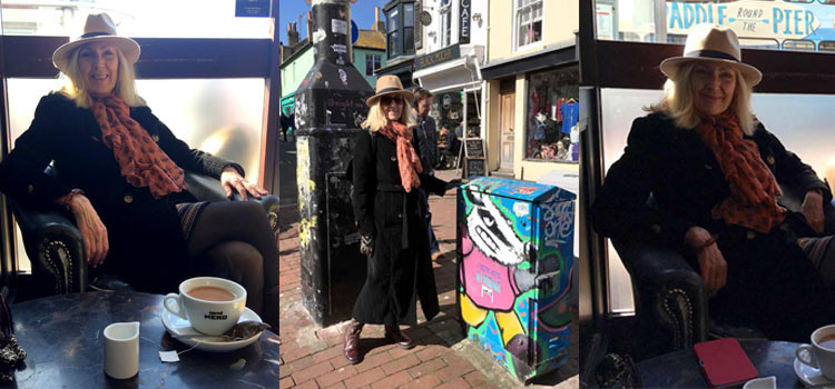 Out & about in Brighton – a follow-up to the looks that I liked & didn't!