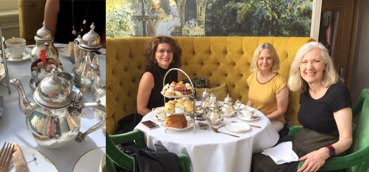 Tea at The Grand, Brighton!