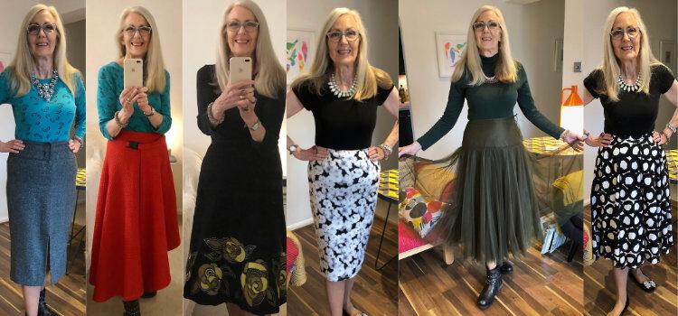 Skirts, skirts, skirts!