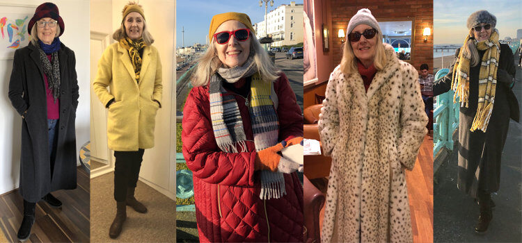 Brr, it's cold outside! Let's look at coats!