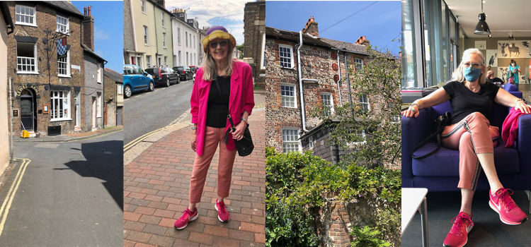 Suddenly it was summer! And I was in Lewes through all the sunshine!